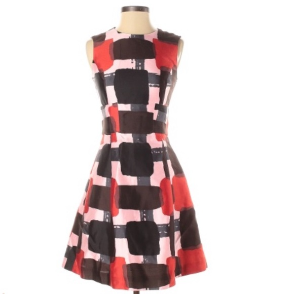Kate Spade marti bow-back dress size 14